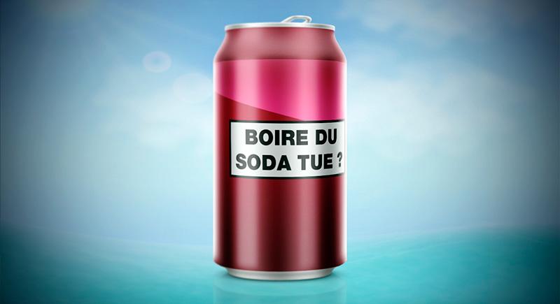 Le soda tue ?