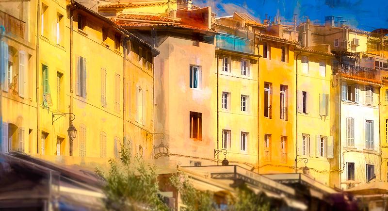 Entre midi et deux – Aix en Provence
